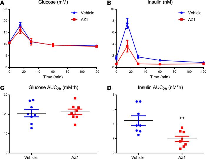 The GPR81 agonist, AZ1, improves insulin sensitivity in diet-induced obe...